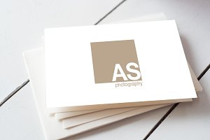 Minimal Chic Business Card