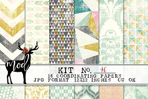 Background Paper Kit 46