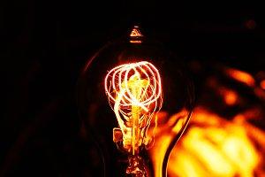 Short Edison Bulb