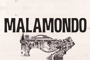 Malamondo -50% off! Now only $25