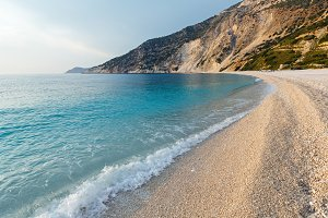 Myrtos Beach (Greece