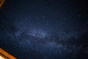 Milky Way - Roof Edge