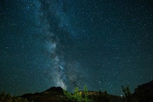 Milky Way - Colorado 1