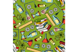 School supplies and laboratory
