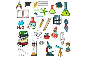 Science and education objects