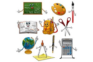 School and education supplies