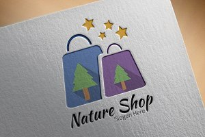 Nature Shop Logo