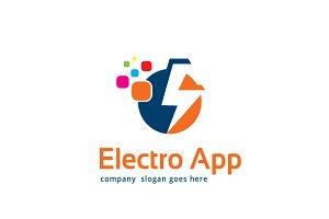 Electro App Logo