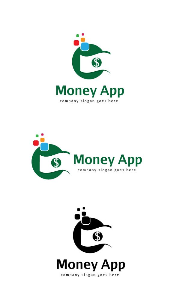 Money App Logo