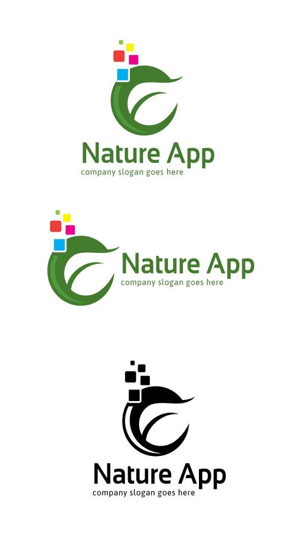 Nature App Logo