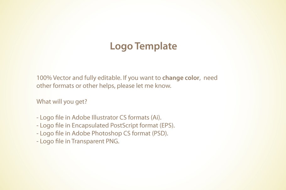 Eye of Gamer Logo Template in Logo Templates - product preview 4