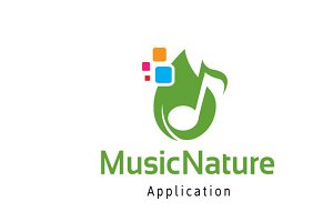 Music Nature Logo