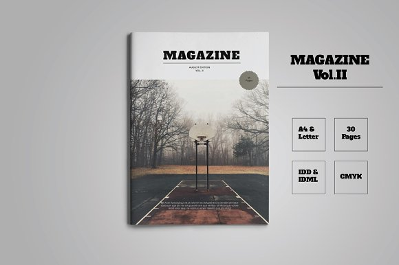 Multipurpose Magazine Vol.II - Magazines