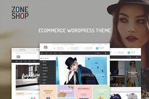 WooCommerce WP Theme - ZoneShop