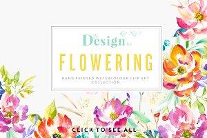The Design Kit - Flowering