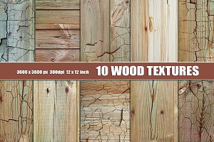 10 Wood texture backdrop background