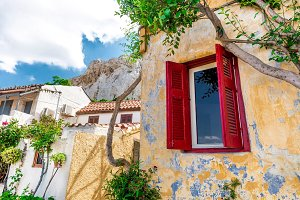 Anifiotika, Plaka, Athens, Greece