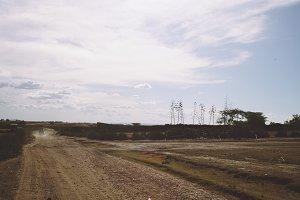 Kenyan Dirt Path