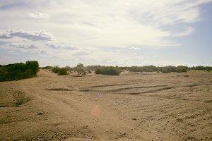 Kenyan Desert