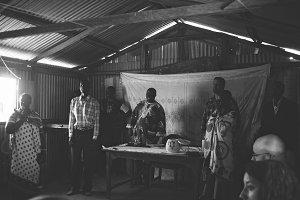 Kenyan Church