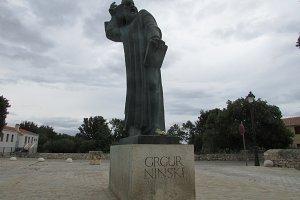 St. Grgur, Nin