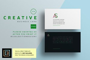 Creative - Business Card 79