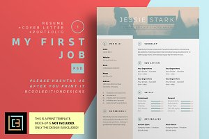 MyFirstJob - Resume V1