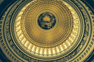 Dome of Washington Capitol