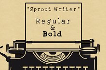 Sprout Writer