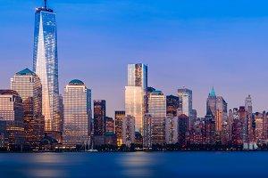 Social Media format of New York City