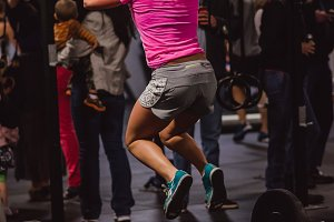 Crossfit Workout: Jump #34
