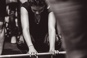 Crossfit Workout: Lifting #39