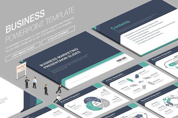 Business powerpoint template vol3 presentation templates business powerpoint template vol3 presentations flashek Choice Image