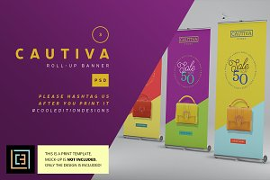Cautiva - Roll-Up Banner 3
