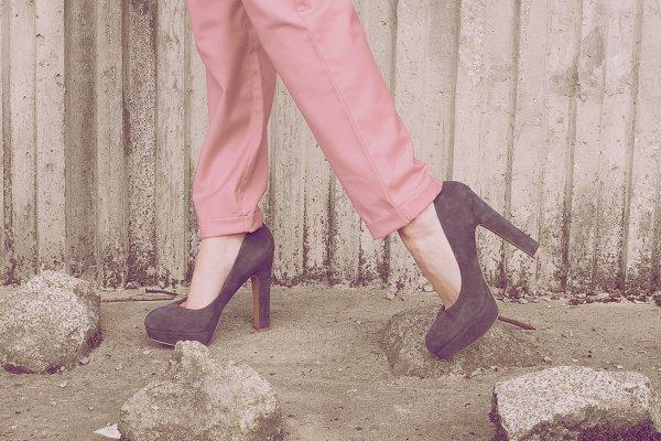 Heel my sole