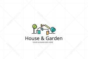 Animated logo / Real Estate