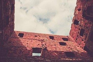 Bornholm ruin