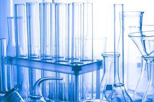 The Laboratory glass