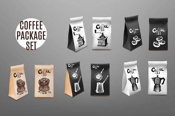 Coffee Pack Design