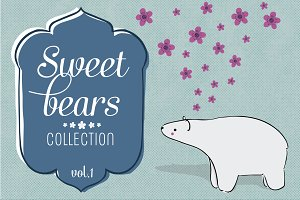 Sweet bear collections vol.1