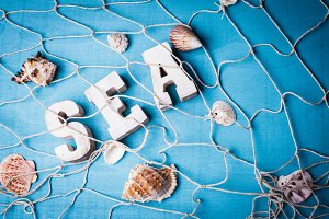 Sea interior decorations