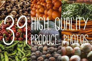 39 High Quality Produce Photos