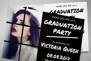 Graduation Invitation XIII