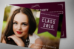Graduation Invitation XI