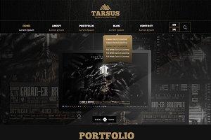 [-40%] Tarsus - Creative Portfolio