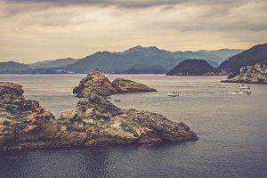 Dogashima Harbour