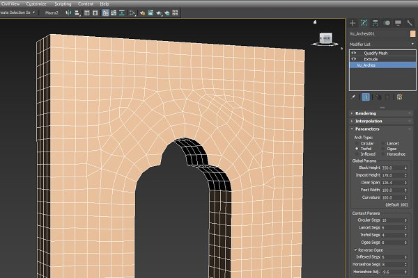 3D Tools: Candy Shop - MCG Arches