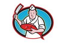 Japanese Fishmonger Butcher Chef
