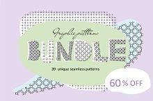 60 % OFF Graphic pattens Bundle