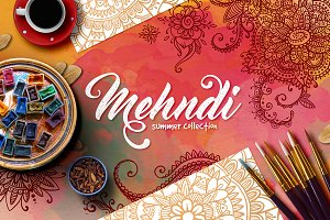 Mehndi Summer Collection